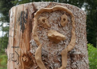 Kinder erleben den Wald