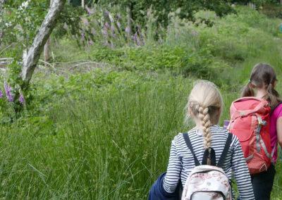Eine Waldwoche für Kinder